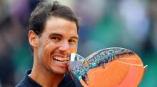 Nadal beats Ramos-Vinolas to win 10th Monte Carlo Masters