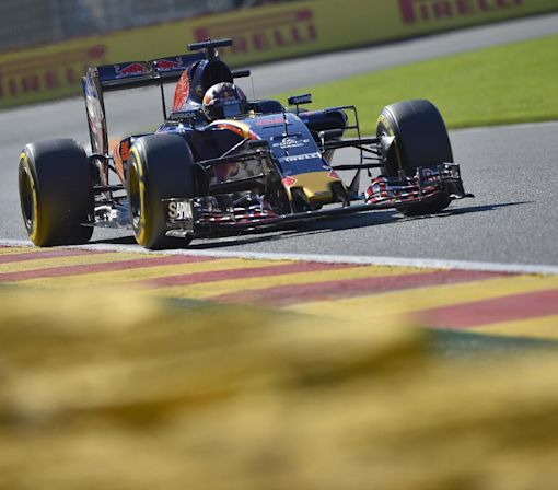 Verstappen on top in Red Bull one-two