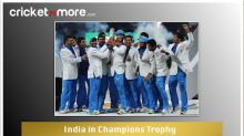 Team India's Performance in ICC Champions Trophy: An Overview