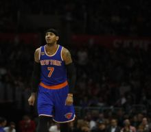 Carmelo Anthony finds 'peace' in the 'writing on the wall,' and the Knicks now rest in it