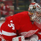 What is Petr Mrazek worth to the Detroit Red Wings?