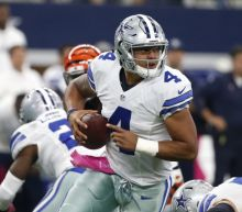 Dak Prescott will start game after bye as Cowboys put off Tony Romo decision