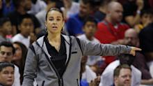 Sources: Spurs assistant Becky Hammon offered Florida women's basketball coaching job
