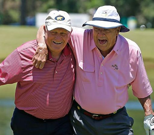 Jack Nicklaus Remembers Arnold Palmer: 'He Was One of My Best Friends'