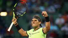 Rafael Nadal happy to prove doubters wrong as he reaches 1000th ATP match milestone with a win