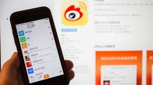 Weibo's Post-Earnings Dive Spurs Rout In Chinese Internet Stocks