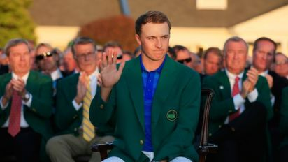 Spieth hopes 2017 Masters goes by quickly