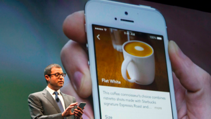 Starbucks is becoming a tech co. that sells coffee