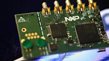 Qualcomm and NXP shares jump as deal nears finalization