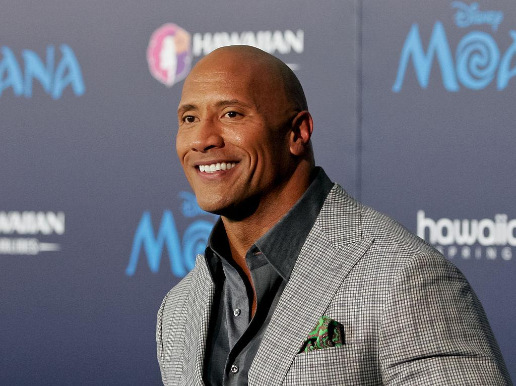 Dwayne 'The Rock' Johnson had a very sexy Thanksgiving and we're kinda jealous