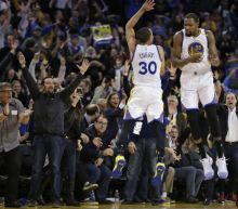 The Warriors crushed the Clippers' dreams again with a 50-point quarter