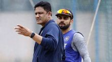 Reports: 'Stifled' Team India players unhappy with coach Anil Kumble