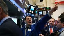 Dow snaps 8-day losing streak as consumer confidence surges; financials lead