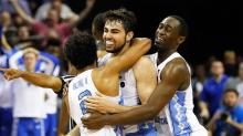 UNC's Luke Maye etches his name in tournament lore with shot to beat Kentucky