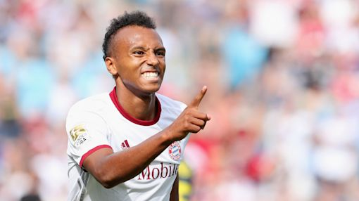 Julian Green scores hat trick in Bayern Munich's blowout of Inter Milan