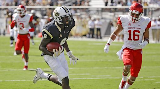 UCF WR tackled man accused of filming girls in bathroom