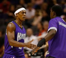 Rajon Rondo: 'You couldn't name three people on the Sacramento Kings, and I led the league in assists'