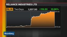 Reliance Regains Rank After Phone Pricing