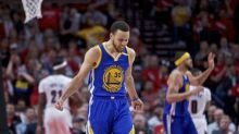 The Warriors stormed past the Blazers in Game 3 and could be headed for a sweep