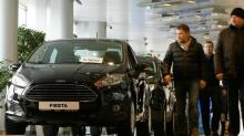 Ford sees big Russia gamble vindicated as sales finally turn corner