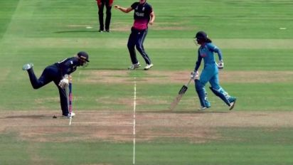 My shoe's spike got stuck in the pitch, says Mithali Raj on her dismissal in 2017 Women's World Cup final