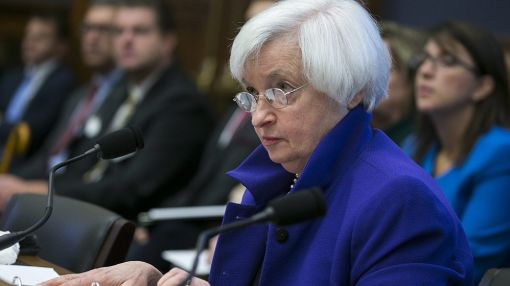 Stocks Modestly Lower As Yellen Offers No Surprises