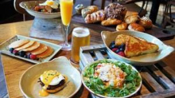 Sunday Brunch Meets Southern Comfort Food at Highball & Harvest