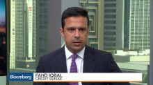 Credit Suisse's Iqbal Sees Strong U.S. Labor Data