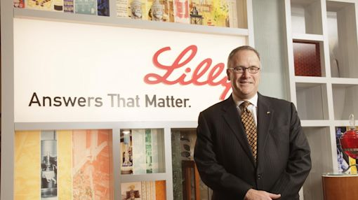 Long-time Lilly CEO Lechleiter to retire in December
