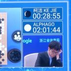 "GAME OVER:  Google's AI defeats ""Go"" game champ"