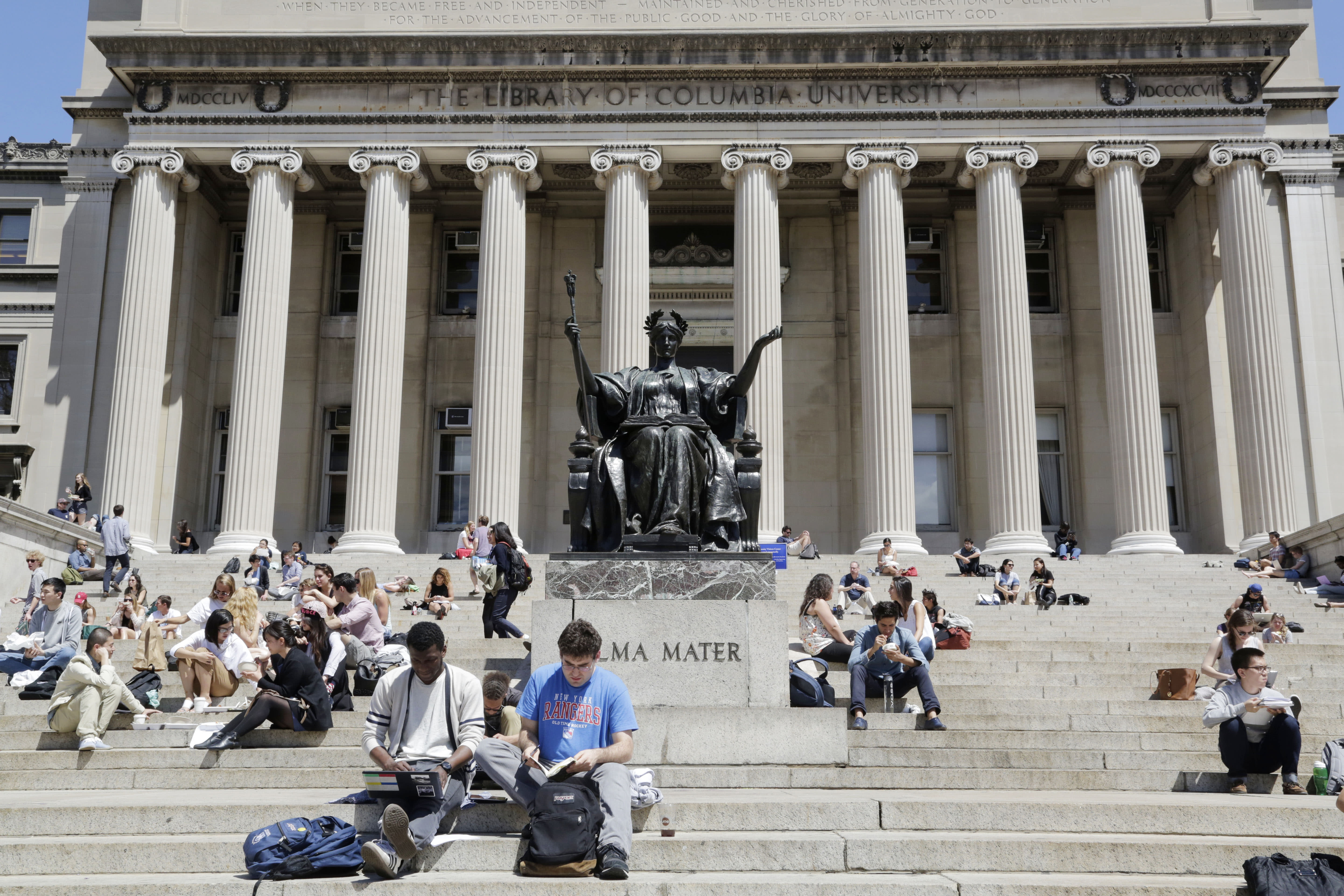 columbia university essay prompts Want to attend a small liberal arts college for women in a big city you find the best of both worlds in barnard college barnard college, located in new york city, is a private women's liberal arts college, affiliated with columbia university.