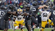 Army breaks 14-game losing streak to Navy with dramatic 21-17 win