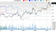 Why Is Maxim (MXIM) Up 3.1% Since the Last Earnings Report?