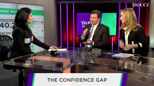 Stocks move with oil; Fed meeting; the confidence gap; cardless ATMs