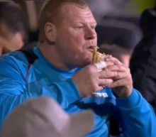 Sutton United goalkeeper Wayne Shaw resigns 'in tears' after pie stunt amid gambling commission investigation