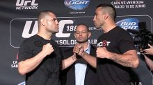 Fabricio Werdum and Cain Velasquez Rematch Booked for Year's End