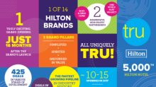 Hilton Opens the First-Ever Tru by Hilton – Its 5,000th Property