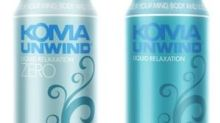 BeBevCo's KOMA Unwind Liquid Relaxation Getting Natural