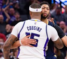 DeMarcus Cousins to the Pelicans is the new big NBA trade rumor