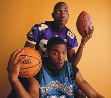 Kevin Garnett destroyed Randy Moss' dream of a Latrell Sprewell-esque NBA career