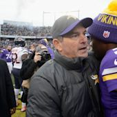 Mike Zimmer wasn't afraid to say how much he loves Teddy Bridgewater, and for some reason that's rare