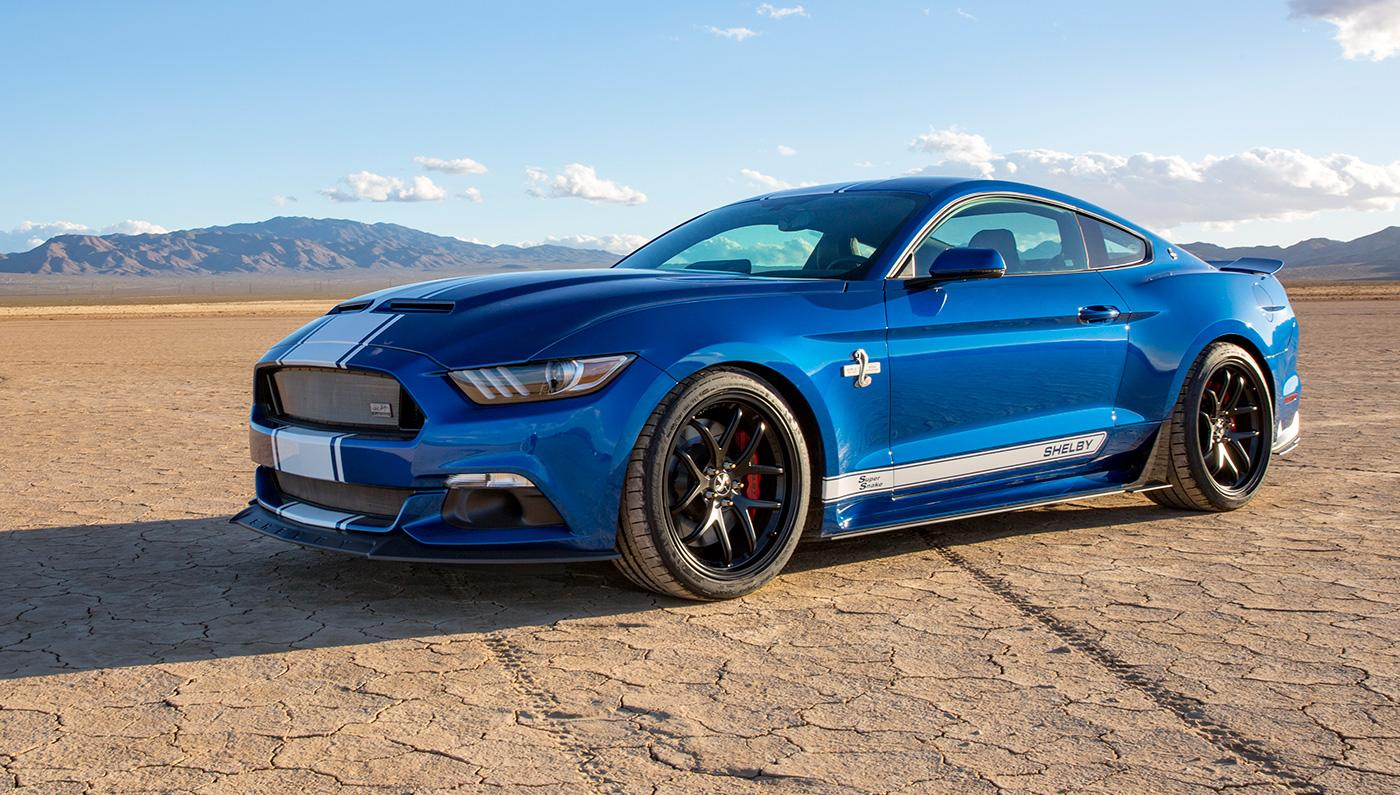 Shelby American S 50th Anniversary Super Snake Strikes The