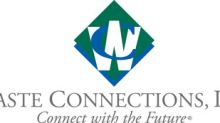 Waste Connections Announces Election Of Directors