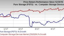 Pure Storage (PSTG) Posts Narrower-than-Expected Q1 Loss