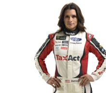 Danica Patrick's primary sponsor from 2016 absent from her media day firesuit