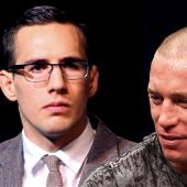 Georges St-Pierre Believes Rory MacDonald 'Chose the Best Option' by Signing with Bellator