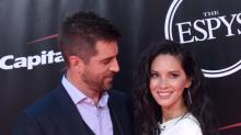 Olivia Munn's letter supporting Aaron Rodgers after his playoff loss is giving us all couple goals