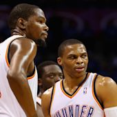 Report: Kevin Durant lied to Russell Westbrook about Thunder return