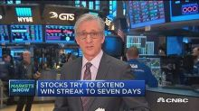 Nasdaq, S&P eke out record close as stocks finish week with strong gains