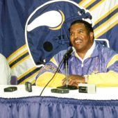 Loss of Denny Green is felt hard by Minnesota Vikings